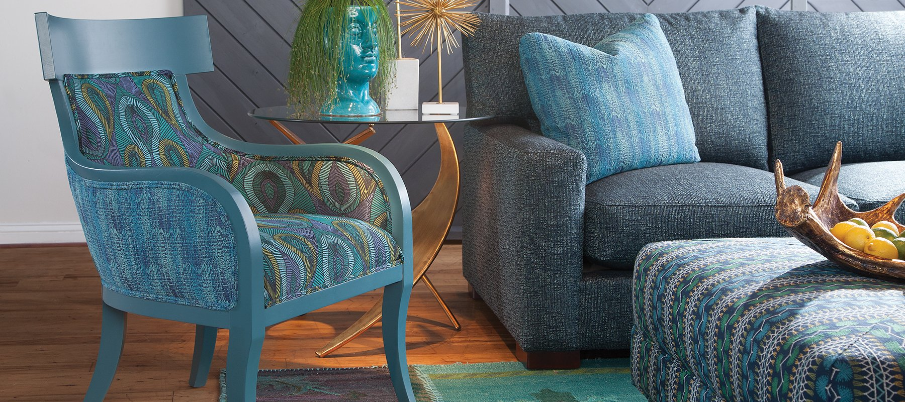 Accent Chairs Paladin Furniture