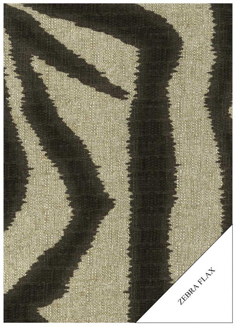 Zebra Flax
